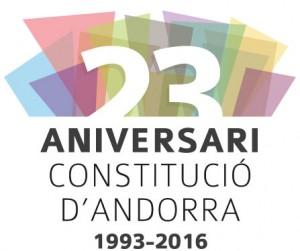 Aniversari Constitució d'Andorra 1993-2016